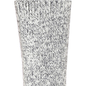 Woolpower 800 Calcetines, grey melange